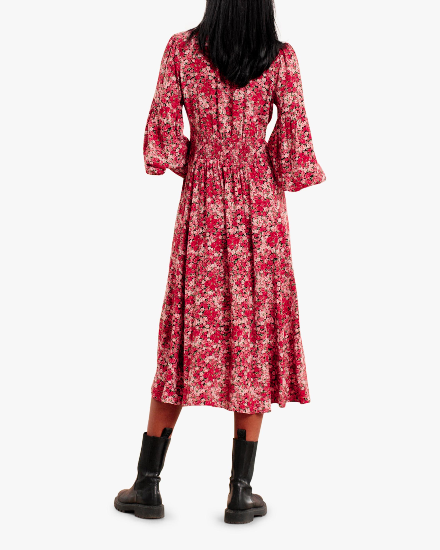 byTimo Roses Midi Dress 2