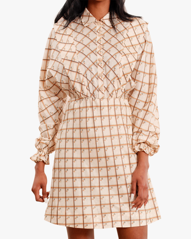 byTimo Checks Mini Dress 0