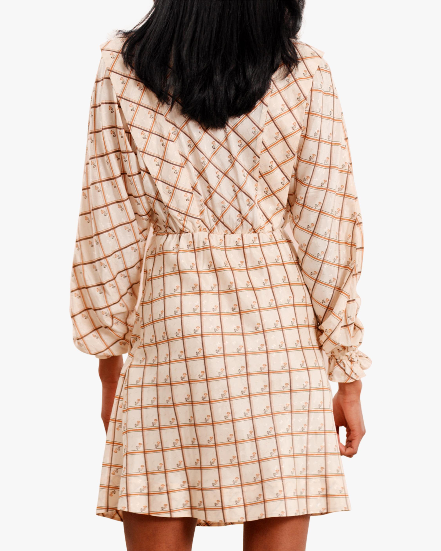 byTimo Checks Mini Dress 1