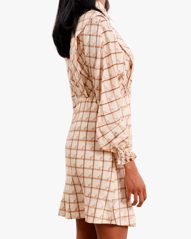 byTimo Checks Mini Dress 2