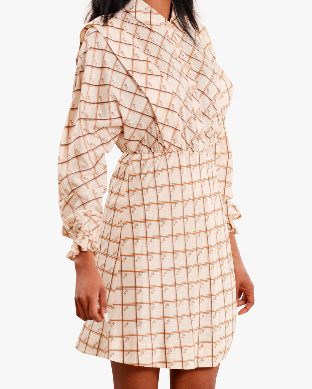 byTimo Checks Mini Dress 3