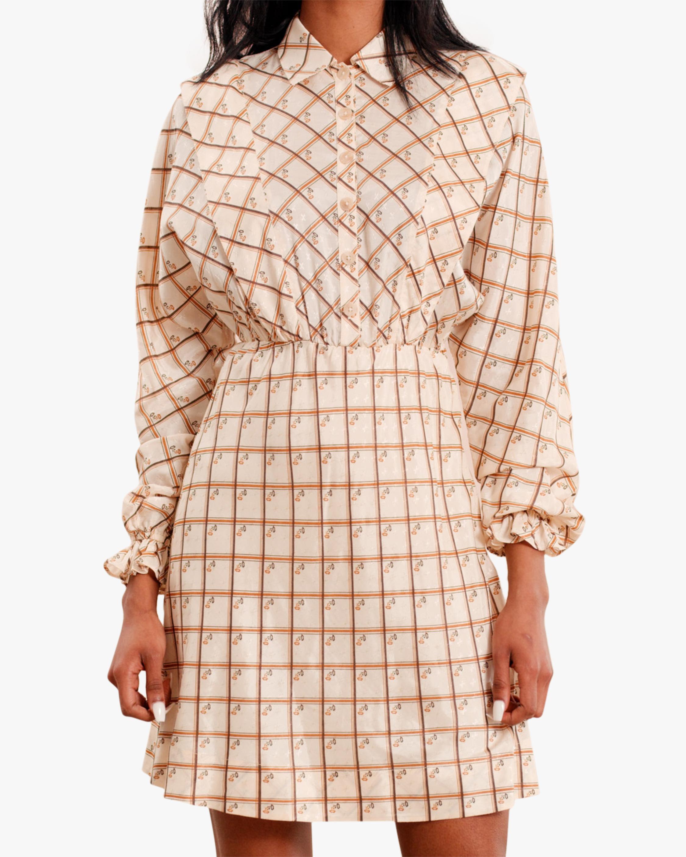 byTimo Checks Mini Dress 4