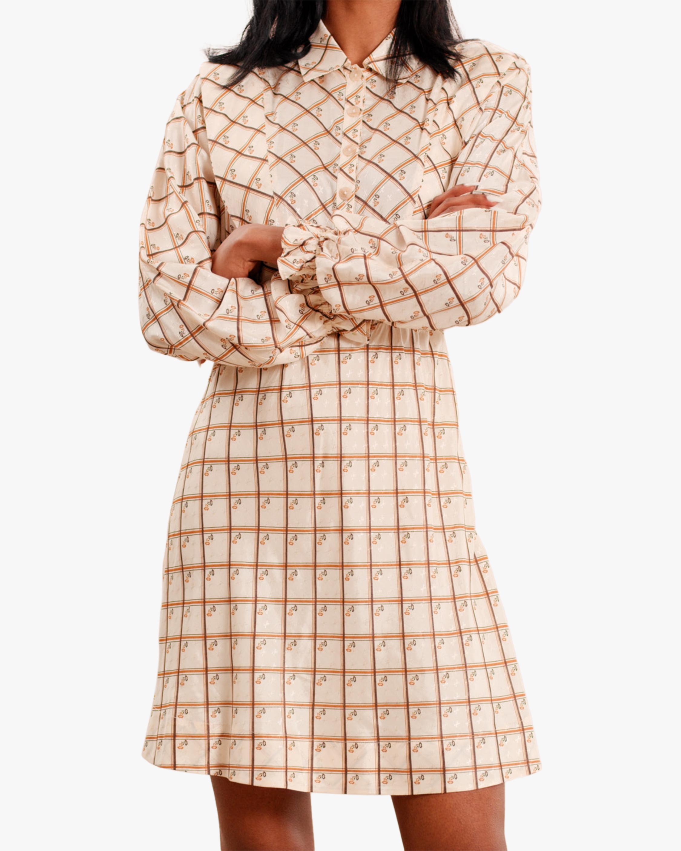 byTimo Checks Mini Dress 5