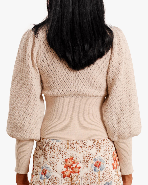 byTimo Bishop-Sleeve Sweater 1
