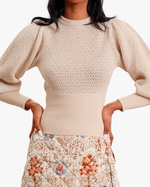 byTimo Bishop-Sleeve Sweater 3