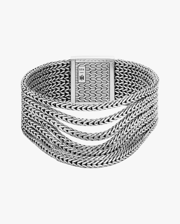 John Hardy Classic Chain Multi-Row Bracelet 1