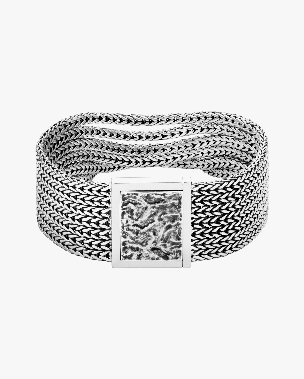John Hardy Classic Chain Multi-Row Bracelet 3