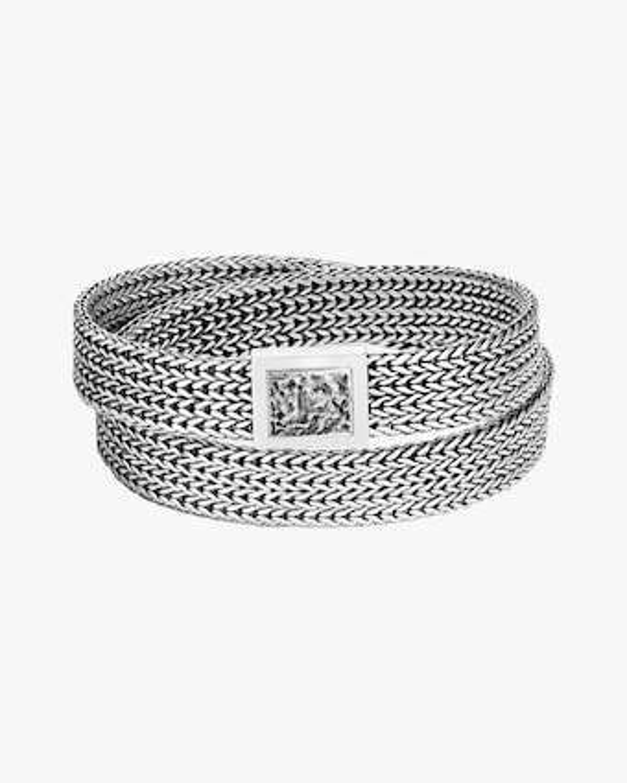 John Hardy Classic Chain Double-Wrap Bracelet 1