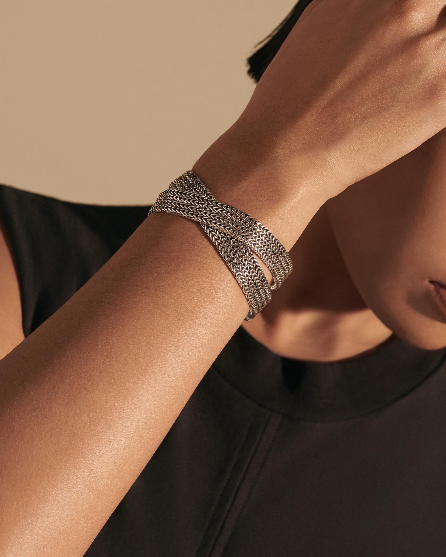 John Hardy Classic Chain Double-Wrap Bracelet 2