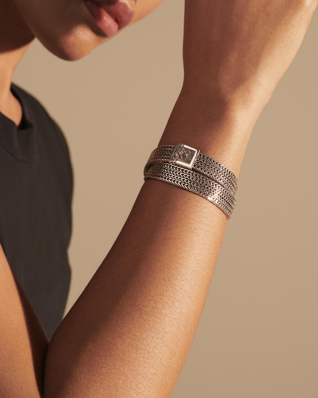 John Hardy Classic Chain Double-Wrap Bracelet 3