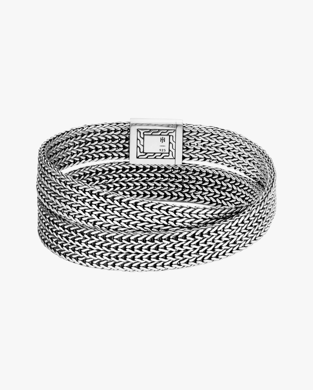 John Hardy Classic Chain Double-Wrap Bracelet 4