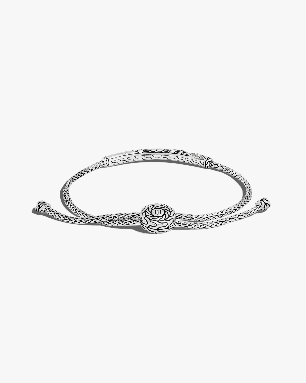 John Hardy Classic Chain Twisted Diamond Bracelet 2
