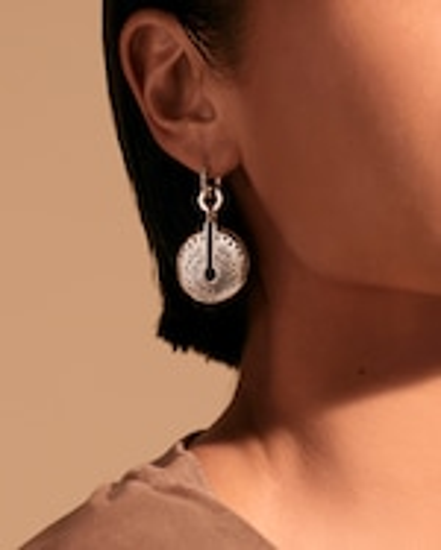John Hardy Classic Chain Transformable Drop Earrings 1