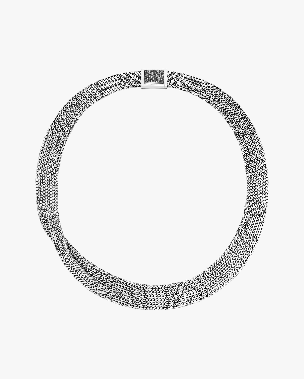 John Hardy Classic Chain Collar Necklace 1