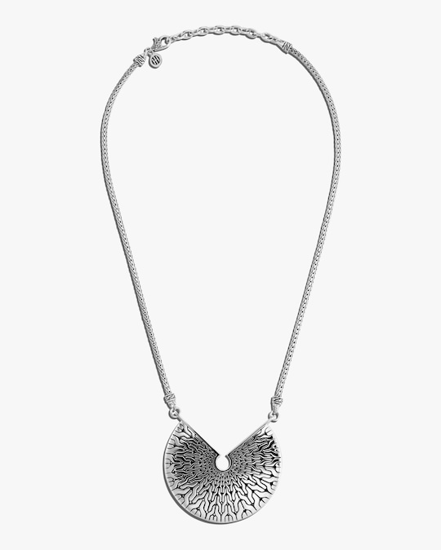 John Hardy Classic Chain Large Pendant Necklace 0