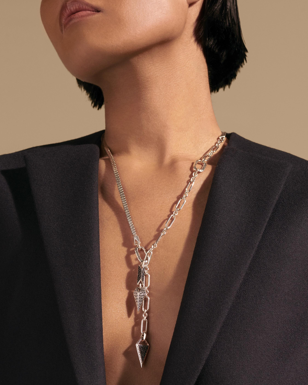 John Hardy Classic Chain Tiga Transformable Necklace 2
