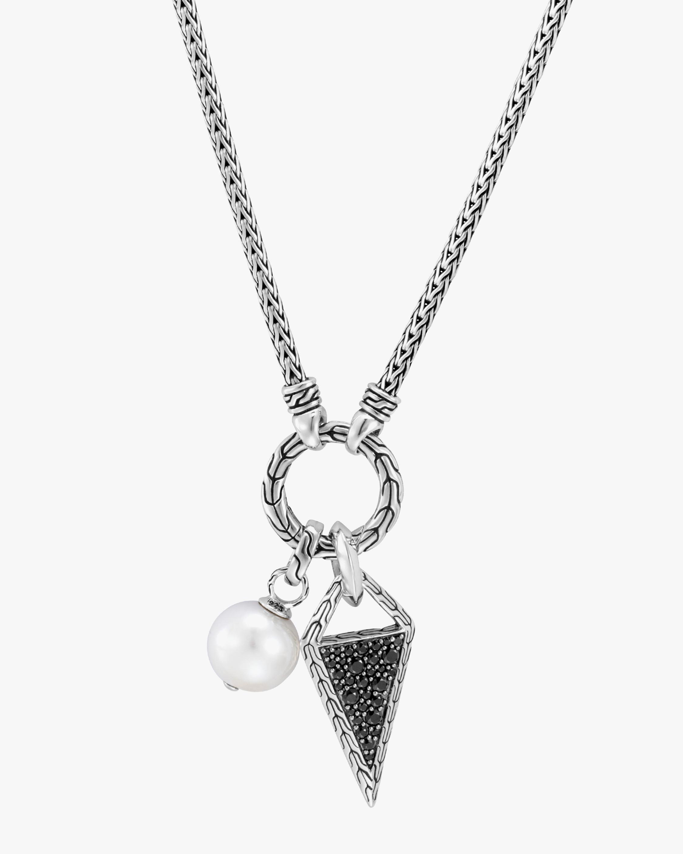 John Hardy Classic Chain Amulet Pendant Necklace 2