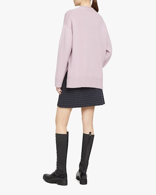 Theory Button-Up Cashmere Sweater 2