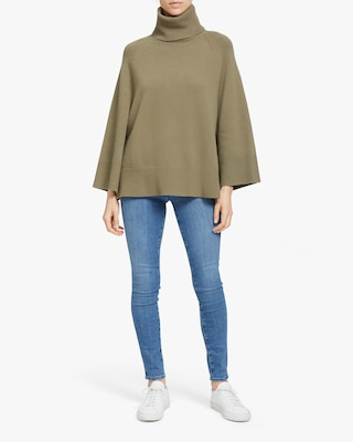 Theory Airy Turtleneck 1