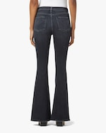 Hudson Holly High-Rise Flare Jeans 4