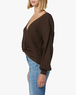 Hudson Knotted Sweater 2
