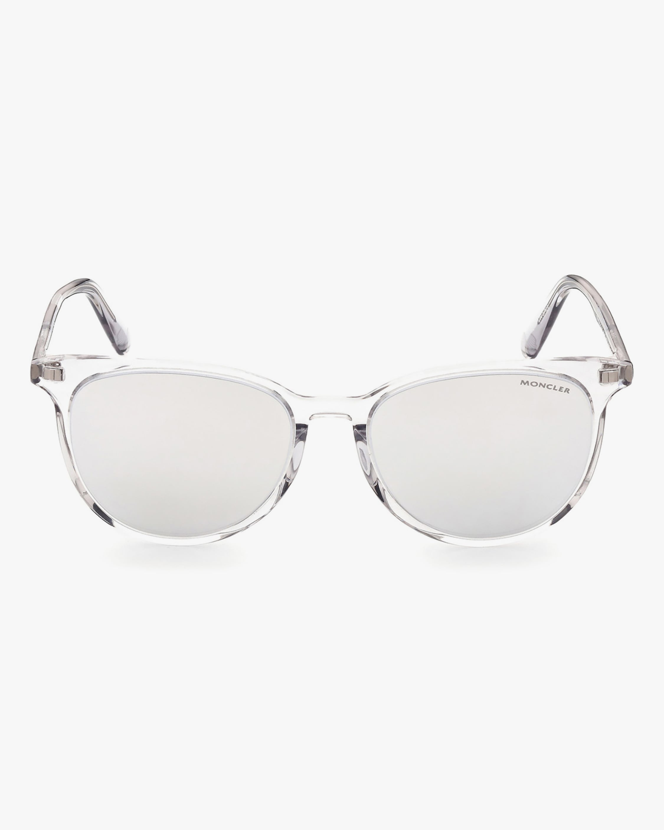 Moncler Crystal Round Sunglasses 1