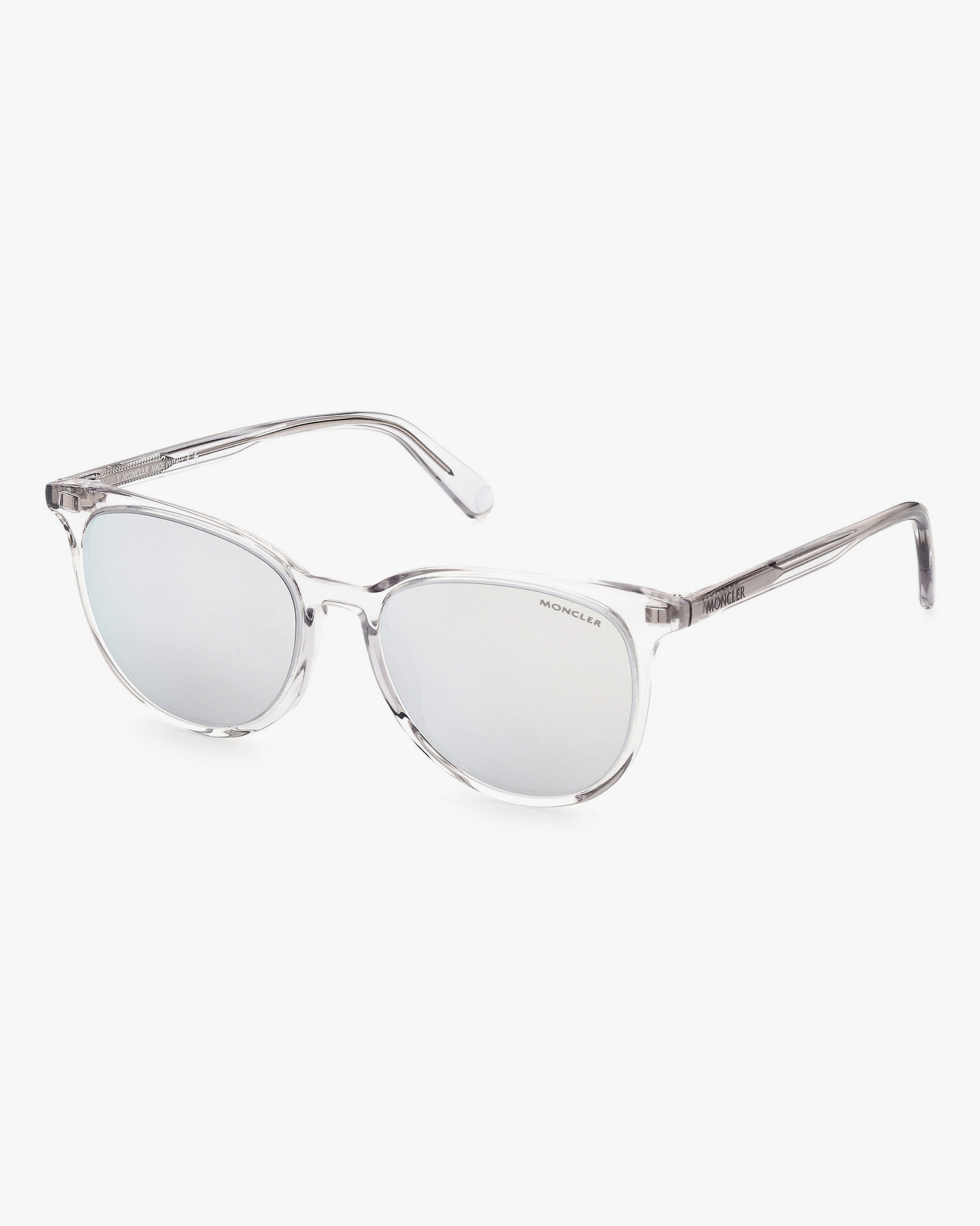 Moncler Crystal Round Sunglasses 2