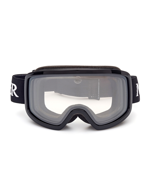 Moncler Black Shield Goggles 1
