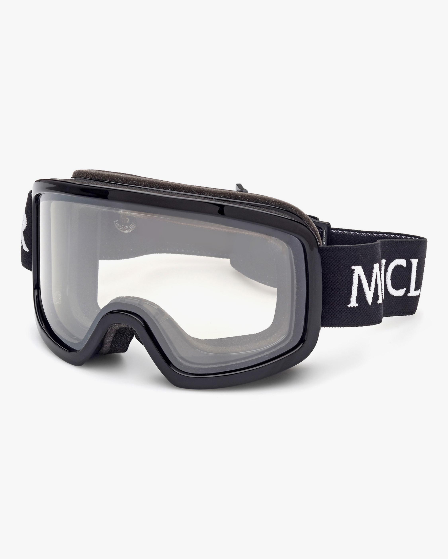 Moncler Black Shield Goggles 2