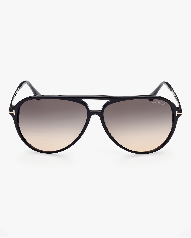 Tom Ford Samson Pilot Sunglasses 1