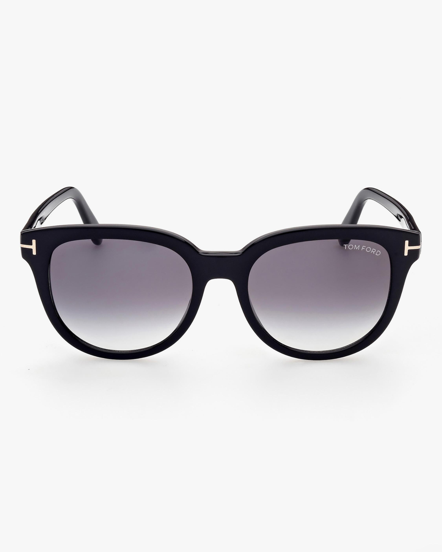 Tom Ford Olivia Round Sunglasses 1