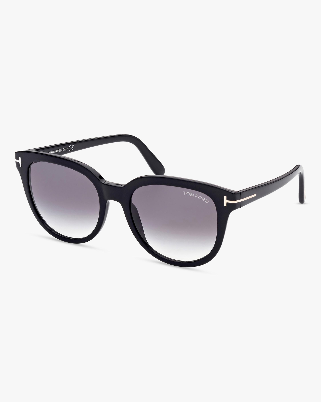 Tom Ford Olivia Round Sunglasses 2