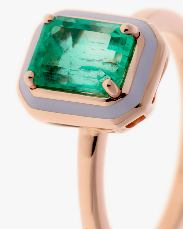 Selim Mouzannar Emerald Square Ring 2