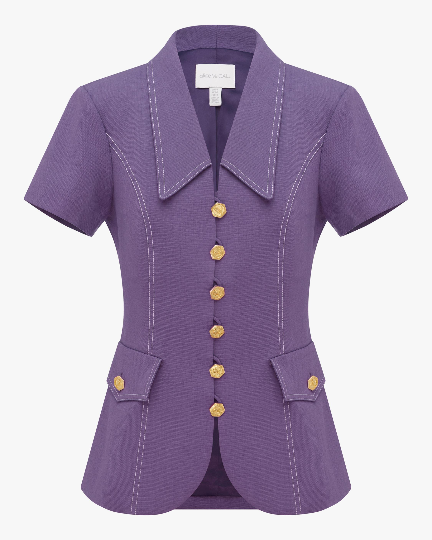 Alice McCall Sweet Valentine Jacket 0