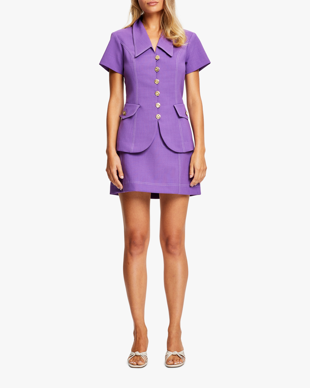 Alice McCall Sweet Valentine Mini Skirt 2