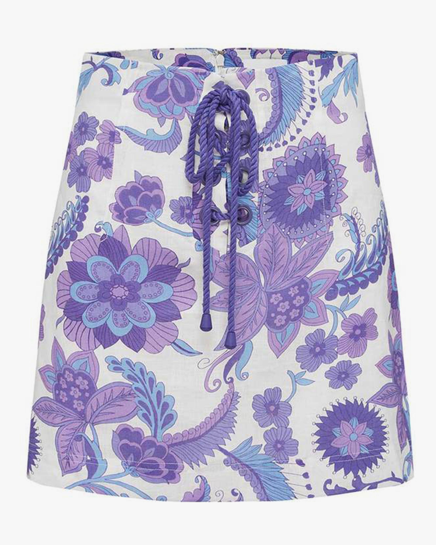 Alice McCall Blueberry Nights Mini Skirt 0