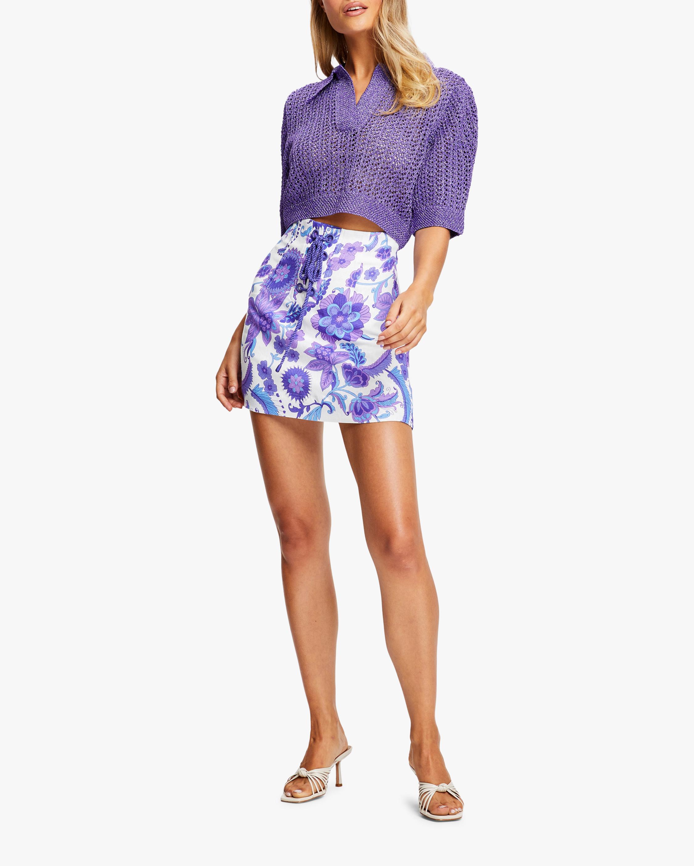 Alice McCall Blueberry Nights Mini Skirt 5