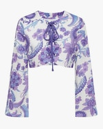 Alice McCall Blueberry Nights Top 0
