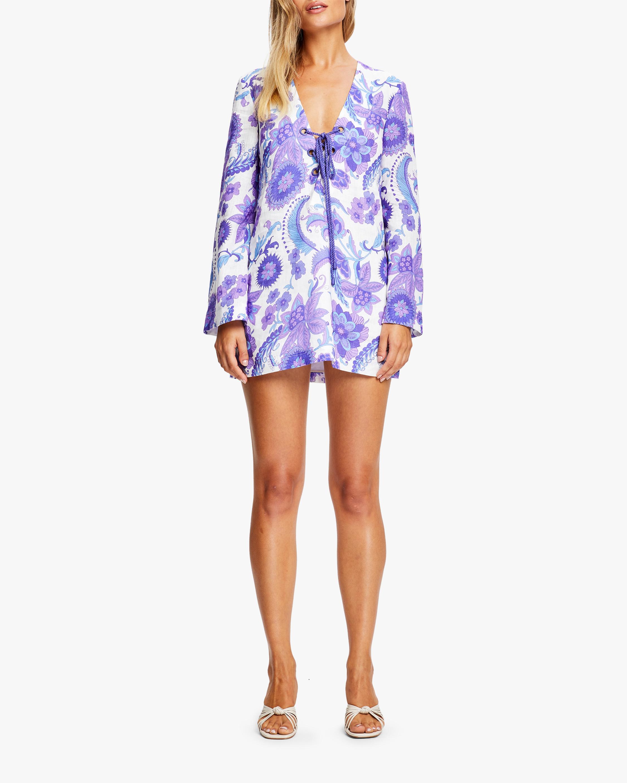 Alice McCall Blueberry Nights Mini Dress 1