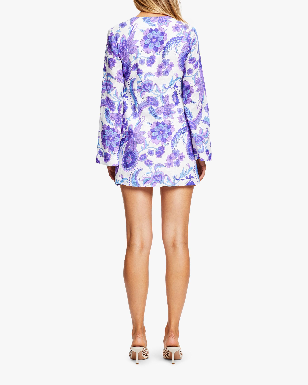 Alice McCall Blueberry Nights Mini Dress 2