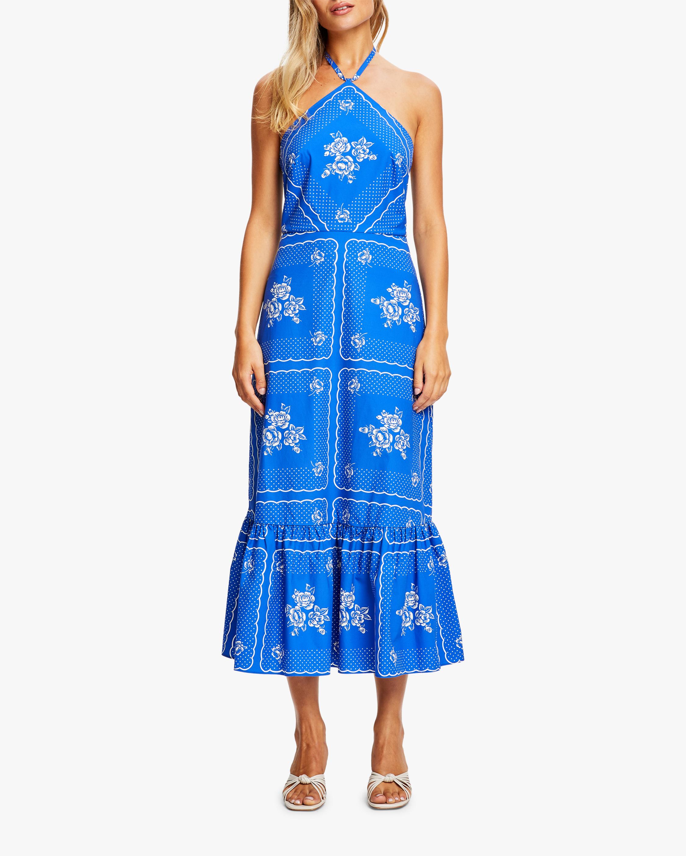 Alice McCall Midnight Sky Midi Dress 1