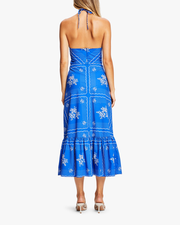 Alice McCall Midnight Sky Midi Dress 2