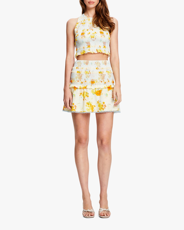 Alice McCall Cinnamon Girl Mini Skirt 2