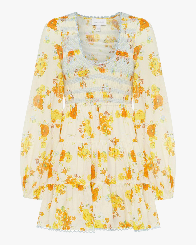 Alice McCall Cinnamon Girl Mini Dress 1