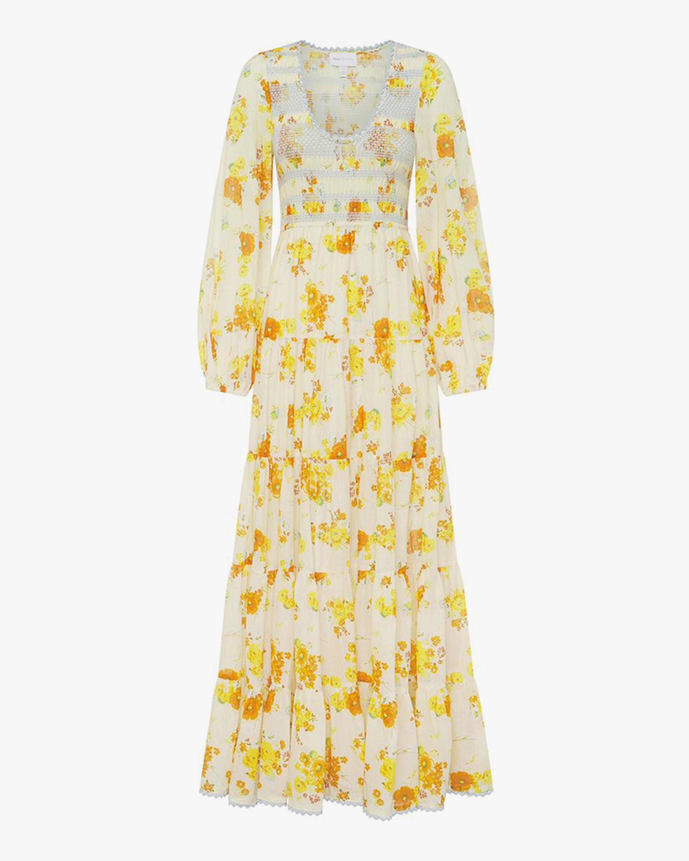Alice McCall Cinnamon Girl Maxi Dress 0
