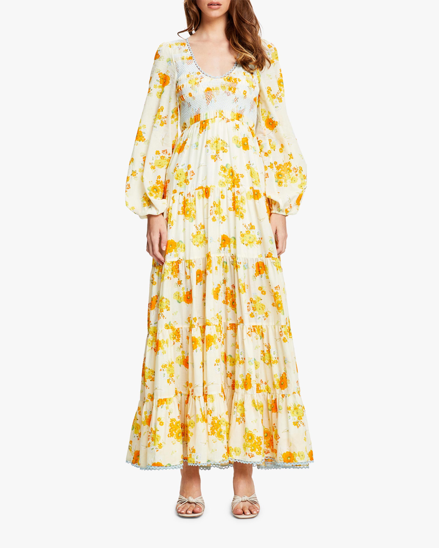 Alice McCall Cinnamon Girl Maxi Dress 1