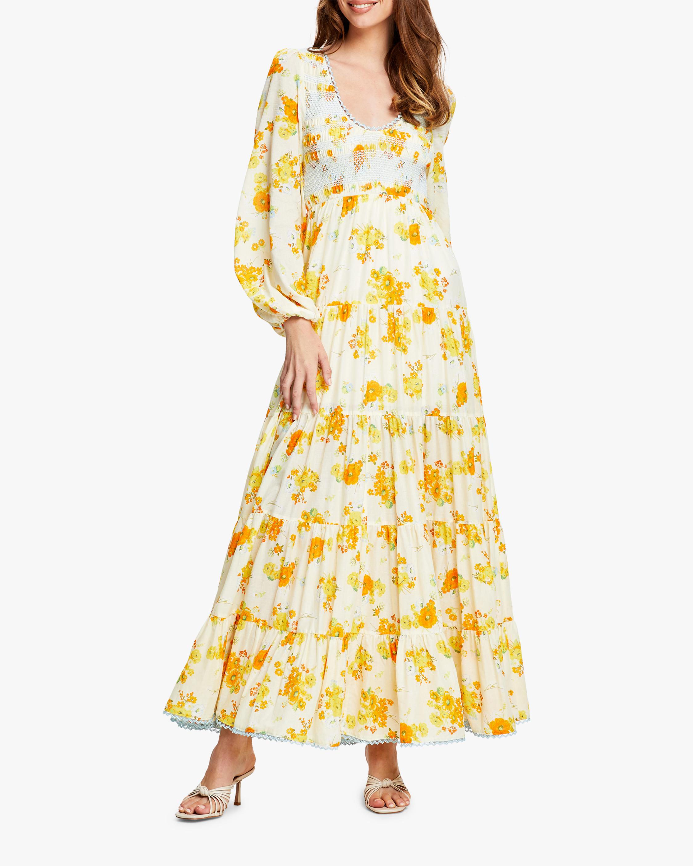 Alice McCall Cinnamon Girl Maxi Dress 4