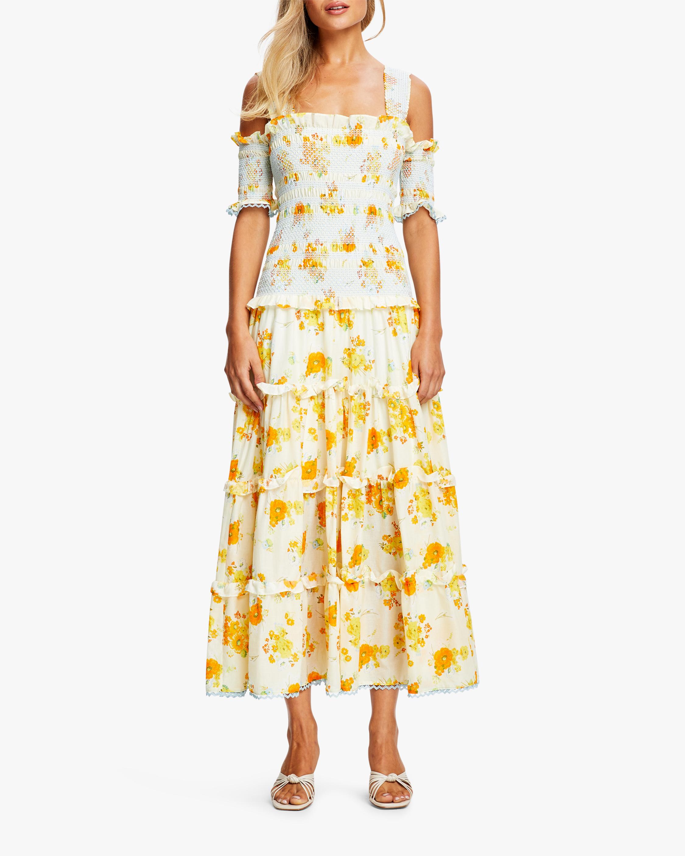Alice McCall Cinnamon Girl Midi Dress 1
