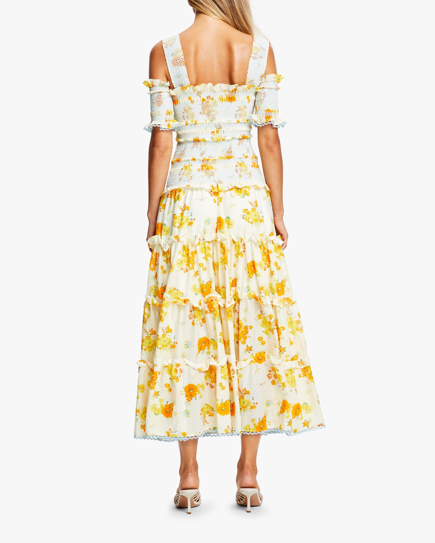 Alice McCall Cinnamon Girl Midi Dress 2