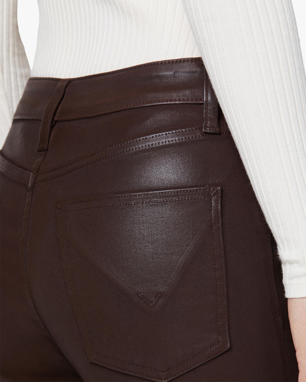 Hudson Remi High-Rise Straight Crop Jeans 4